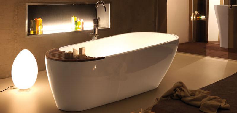 freistehende badewannen mineralguss badewannen nostalgie badewannen. Black Bedroom Furniture Sets. Home Design Ideas